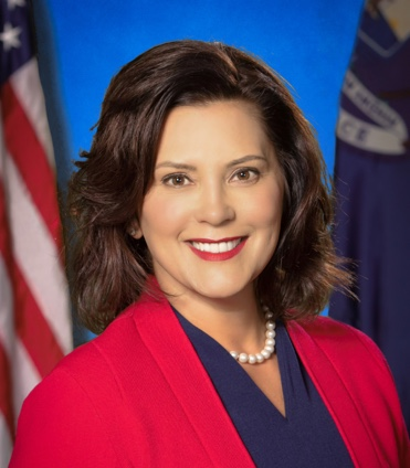 image of Governor Whitmer